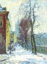 Winter in Delft