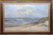 Strand- en zeegezicht