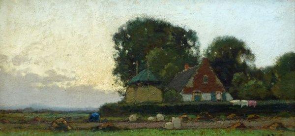 Cornelis Kuijpers - AVONDSTEMMING