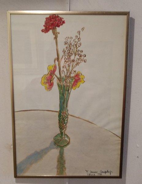 F. Lennox Campello - Spring 1980