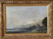 Vissershuisjes aan de Rijn bij Oosterbeek