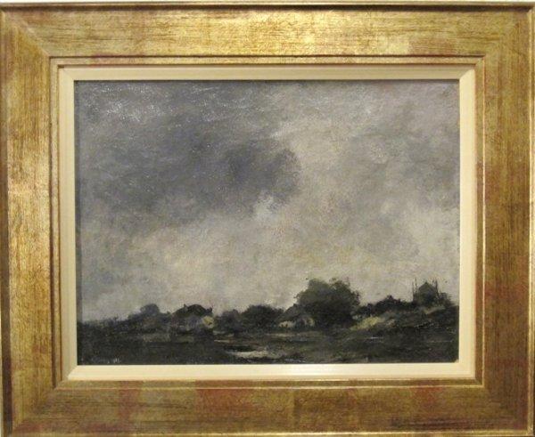 Anton Markus - Naderend onweer