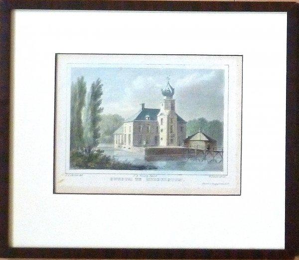 Groningen Gravure - Diverse oude gravures en litho's van Groningen.