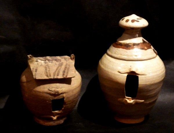 Chinese Archeologie - Sung dynastie Granaries