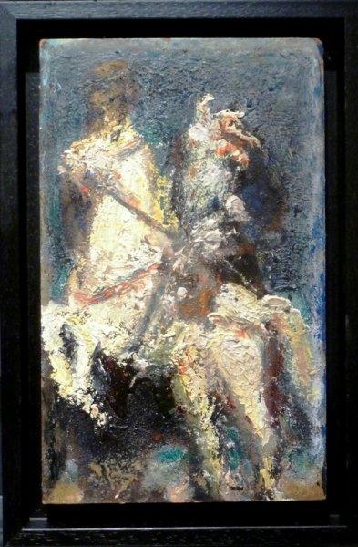 Gerard Westermann - Circuspaard 2