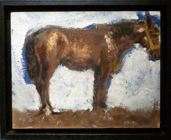 Gerard Westermann - Paardenportret