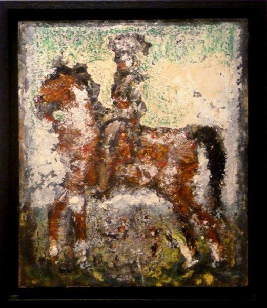 Gerard Westermann - Circuspaard 4