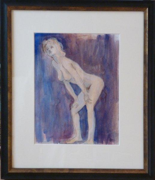 Constance Wibaut - Staand Naakt 3 van 285